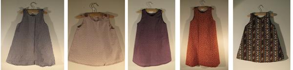 5 robes trapèze-150